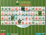 Christmas Gaps Solitaire